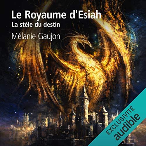 Couverture Le Royaume d'Esiah, tome 1 : La stèle du destin