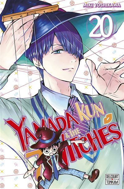 Couverture Yamada kun & the 7 witches, tome 20