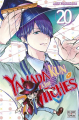Couverture Yamada kun & the 7 witches, tome 20 Editions Delcourt-Tonkam (Shonen) 2018