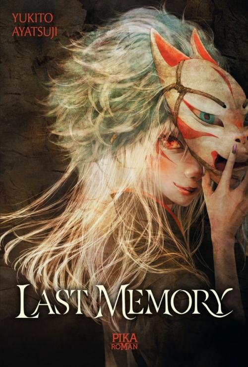 Couverture Last Memory