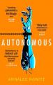 Couverture Autonome Editions Orbit Books 2018