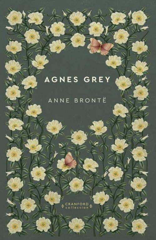 Couverture Agnès Grey