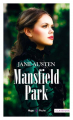 Couverture Mansfield park Editions Hugo & cie (Poche - Classique) 2021