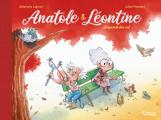 Couverture Anatole & Léontine, tome 1 : Suspends ton vol Editions Kennes 2021