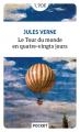 Couverture Le tour du monde en quatre-vingts jours / Le tour du monde en 80 jours Editions Pocket (Classiques) 2020