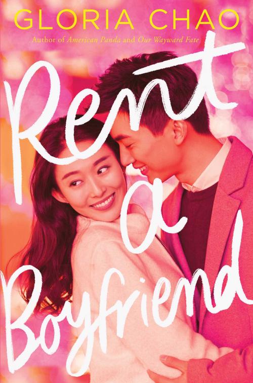 Couverture Rent a Boyfriend