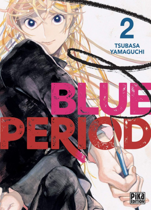 Couverture Blue Period, tome 02