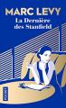 Couverture La dernière des Stanfield Editions Pocket 2017