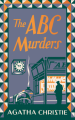 Couverture A.B.C. contre Poirot / ABC contre Poirot Editions HarperCollins (Agatha Christie signature edition) 2018