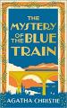 Couverture Le train bleu Editions HarperCollins (Agatha Christie signature edition) 2018