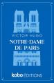 Couverture Notre-Dame de Paris Editions Kobo 2009