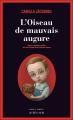 Couverture L'Oiseau de mauvais augure Editions Actes Sud (Actes noirs) 2010