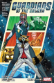 Couverture Guardians Of The Galaxy (Ewing), book 1: Then It's Us Editions Marvel 2020