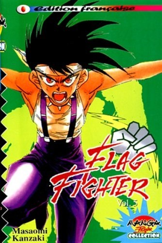 Couverture Flag Fighter, tome 5