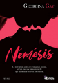 Couverture Némésis  Editions Evidence (New Adult) 2018