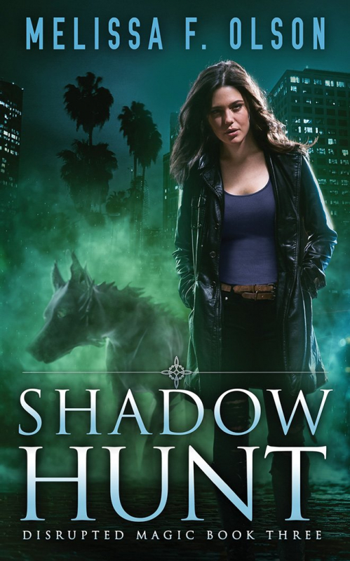 Couverture Disrupted Magic, book 3: Shadow Hunt