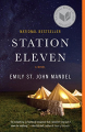 Couverture Station eleven Editions Knopf 2014