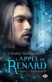Couverture L'appel du renard, tome 3 : Tourmenté Editions Milady (Bit-lit) 2019