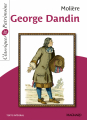 Couverture George Dandin / George Dandin ou le mari confondu Editions Magnard (Classiques & Patrimoine) 2020