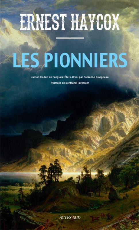 Couverture Les pionniers