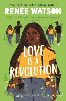 Couverture Love is a revolution