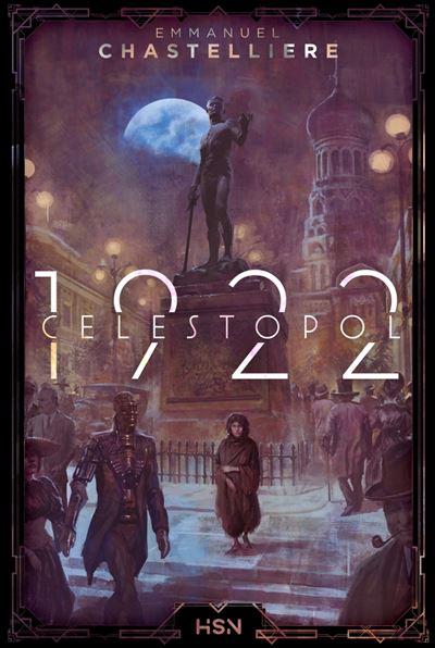 Couverture Célestopol 1922