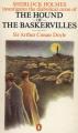 Couverture Le Chien des Baskerville Editions Penguin books 1981