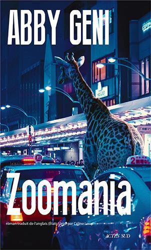 Couverture Zoomania