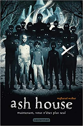 Couverture Ash House
