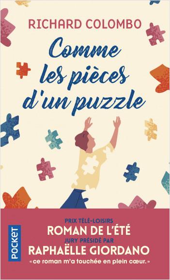 Couverture Comme les pièces d'un puzzle