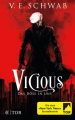 Couverture Evil, tome 1 : Vicious Editions Fischer (TOR) 2019