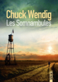 Couverture Les somnambules Editions Sonatine 2021