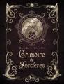 Couverture Grimoire de sorcières Editions Seuil (Jeunesse) 2008