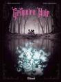 Couverture Grimoire noir Editions Glénat 2021