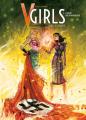 Couverture V-Girls : L'œil du diable, tome 2 : L'armée cauchemardesque Editions Soleil 2021