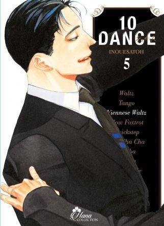 Couverture 10 Dance, tome 5