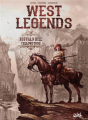 Couverture West legends, tome 4 : Buffalo Bill - Yellowstone Editions Soleil 2021