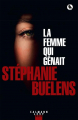 Couverture La femme qui gênait Editions Calmann-Lévy (Noir) 2021