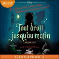Couverture Tout droit jusqu'au matin Editions Audiolib 2020