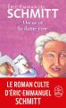 Couverture Oscar et la dame rose Editions Le Livre de Poche 2021
