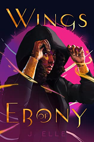 Couverture Wings of Ebony, book 1