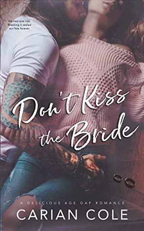 Couverture Don't kiss the bride