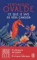 Couverture Ce que je sais de Vera Candida Editions J'ai Lu 2011