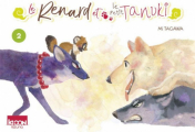 Couverture Le renard et le petit tanuki, tome 2 Editions Ki-oon (Kizuna) 2021