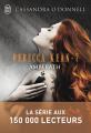 Couverture Rebecca Kean, tome 7 : Amberath Editions J'ai Lu 2021