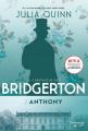 Couverture La chronique des Bridgerton, tome 2 : Anthony Editions Flammarion Québec 2021