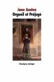 Couverture Orgueil et préjugés, abrégé Editions L'École des loisirs 2017