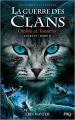 Couverture La guerre des clans, cycle 6 : De l'ombre à la lumière, tome 2 : Ombre et tonnerre Editions Pocket (Jeunesse) 2021