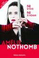 Couverture Ni d'Ève ni d'Adam Editions Retrouvées 2020
