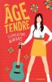 Couverture Âge Tendre Editions Sarbacane (Exprim') 2020